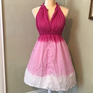 Converse Pink Dress with Pockets Size XS